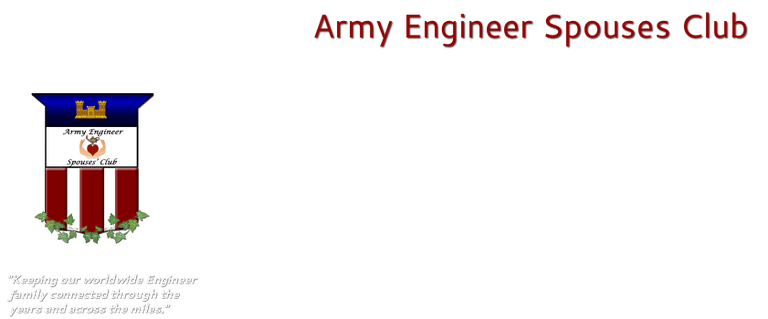 Army Engineer Spouses Club